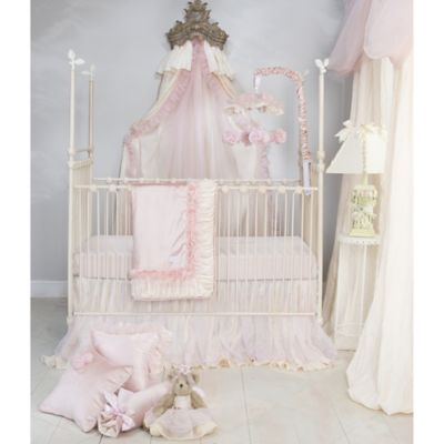 Anastasia 3-Piece Crib Bedding Set