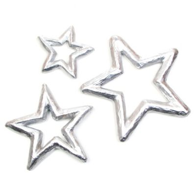 large Hanging Star Decorations