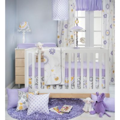 Glenna Jean Fiona 3-Piece Crib Bedding Set