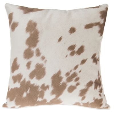 Cow Print Baby Bedding