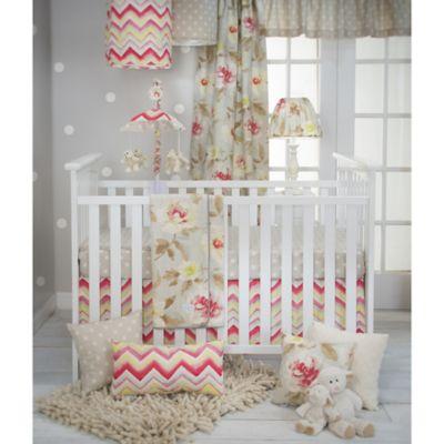 Glenna Jean 3-Piece Crib Bedding