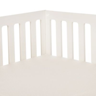 Glenna Jean Harper Softee Fitted Crib Sheet in Cream
