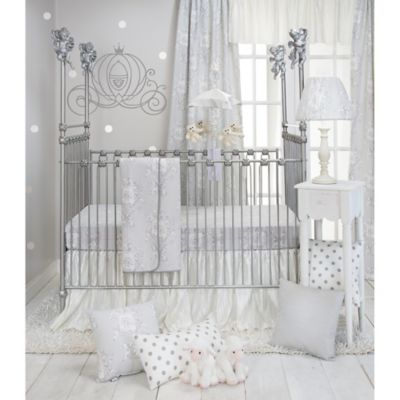 Glenna Jean Heaven Sent 3-Piece Crib Bedding Set