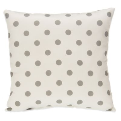 Heaven Sent Dot Throw Pillow