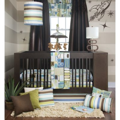 Glenna Jean Liam 3-Piece Crib Bedding Set