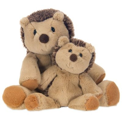 Glenna Jean Liam Hedgehog Plush Toys (Set of 2)