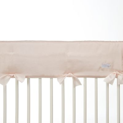 Glenna Jean Lil Princess Long Rail Guard in Pink Crème