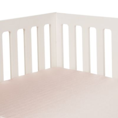 Glenna Jean Lil Princess Fitted Crib Sheet in Pink