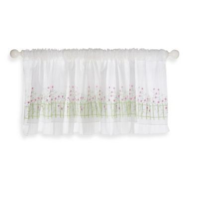 Glenna Jean Secret Garden Window Valance