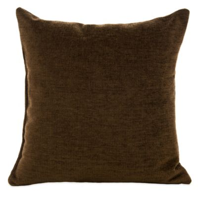 Glenna Jean Urban Cowboy Throw Pillow in Brown