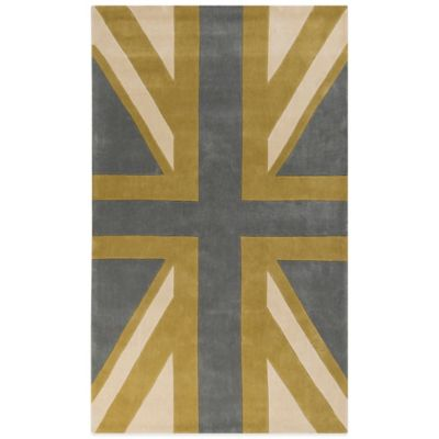 Surya Dachau 5-Foot x 8-Foot Area Rug in Cream