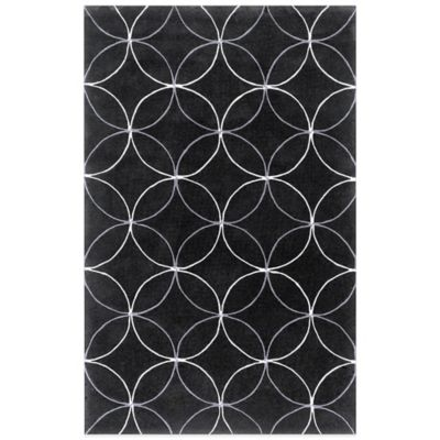 Style Statements Erlangen 5-Foot x 8-Foot Area Rug in Taupe