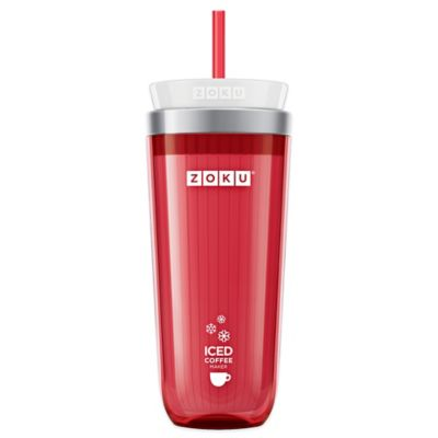Zoku® Iced Coffee Maker in Red