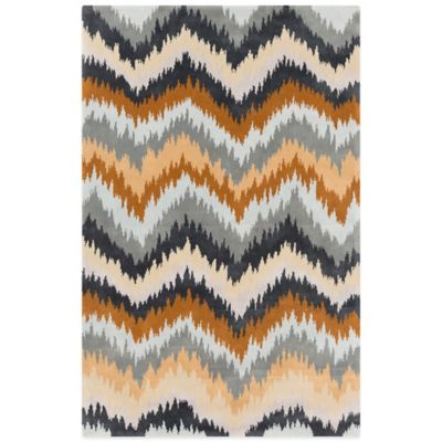 Style Statements Bruel 8-Foot x 11-Foot Area Rug in Beige