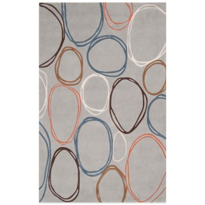 Style Statements Alzey 8-Foot x 11-Foot Area Rug in Ivory