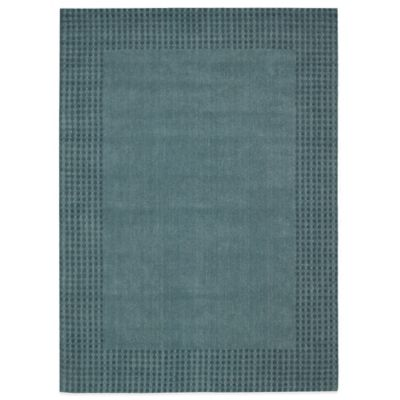 Kathy Ireland® Home Cottage Grove 8-Foot x 10-Foot 6-Inch Area Rug in Ocean