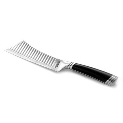 CasaWare Groovetech 6-Inch Cheese/Cleaver Knife