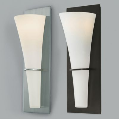 Feiss® Barrington Wall Sconce in Brushed Steel