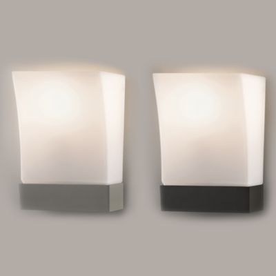 Feiss® Blake Wall Sconce in Brushed Steel