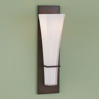Wall Sconces Bed Bath And Beyond : Buy Feiss Boulevard Wall Sconce in Oil Rubbed Bronze from Bed Bath & Beyond