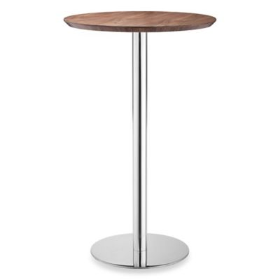 Zuo® Bergen Bar Table in Walnut
