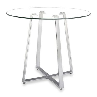 Zuo® Lemon Drop Counter Table