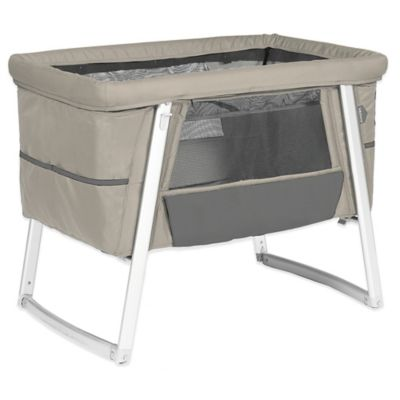 babyhome® Dream Air Bassinet in Sand