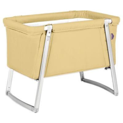babyhome® Dream Bassinet in Yellow
