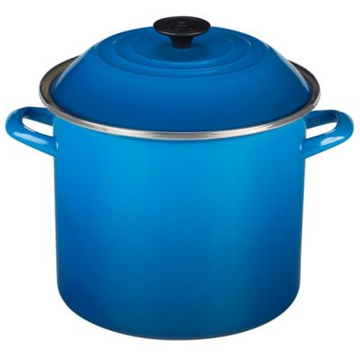Le Creuset® 10 qt. Stockpot in Cherry