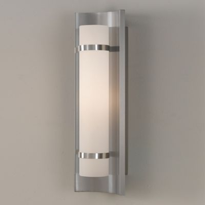 Feiss® Colin Wall Sconce in Brushed Steel