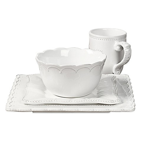 Bed And Bath Dinnerware Collection