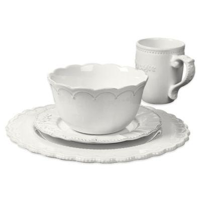 4-Piece Plate Set