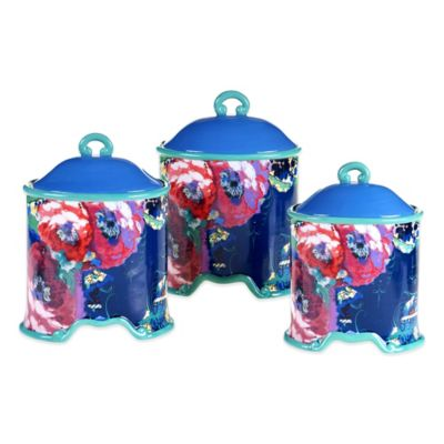 Tracy Porter® Poetic Wanderlust® Reverie 3-Piece Canister Set