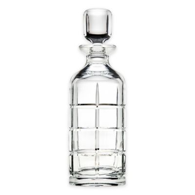 Top Shelf Tartan Decanter