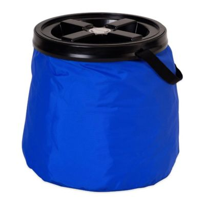 Blue Airtight Food Container
