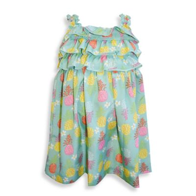 Blueberi Boulevard Size 2T Pineapple Dress