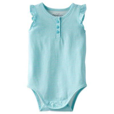 Flutter-Sleeve Bodysuits