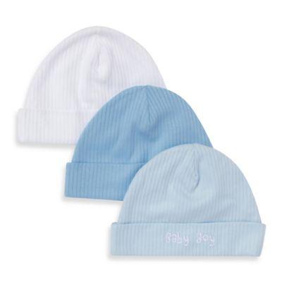 Blue Knit Cap