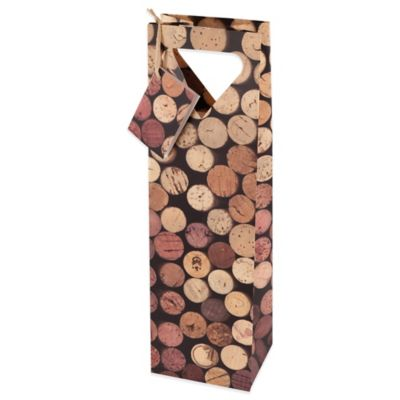 Bottle Corks Wine Bag