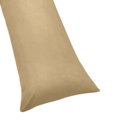 Camel Maternity Body Pillow Case