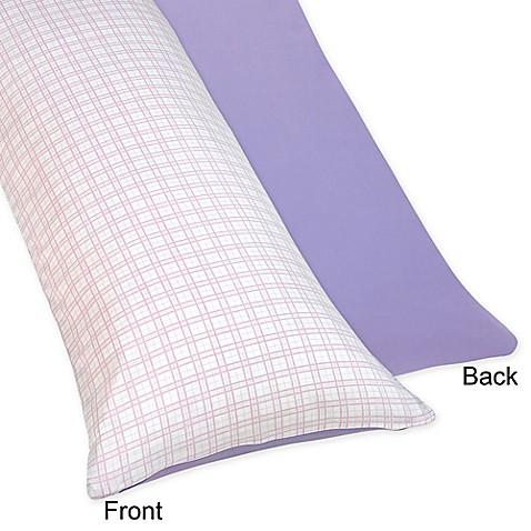 Buy sweet jojo designs pretty pony maternity body pillow for Bed bath beyond maternity pillow