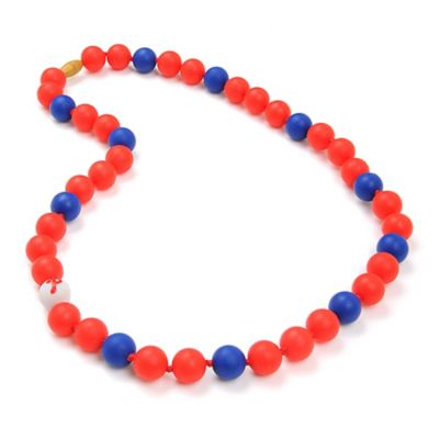 Chewbeads MLB Philadelphia Phillies Gameday Teething Necklace