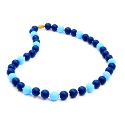 Chewbeads MLB Tampa Bay Rays Gameday Teething Necklace
