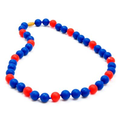 Chewbeads MLB Texas Rangers Gameday Teething Necklace