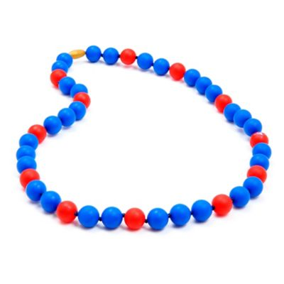 Chewbeads MLB Toronto Blue Jays Gameday Teething Necklace
