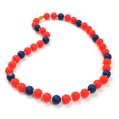 Chewbeads MLB Washington Nationals Gameday Teething Necklace