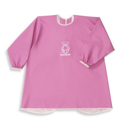 BABYBJORN® Eat & Play Smock in Pink