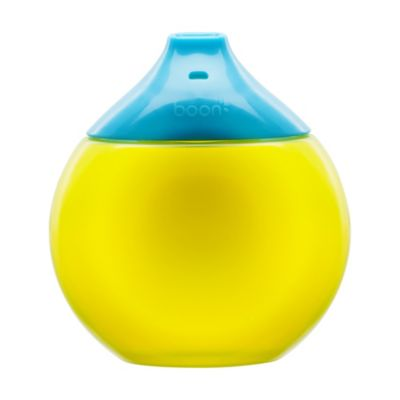 Boon® FLUID 10 oz. Sippy Cup in Green/Blue