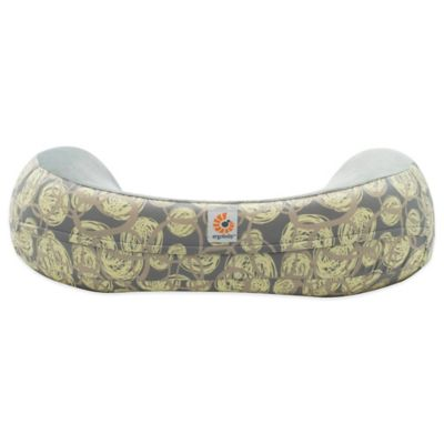 Ergobaby™ Natural Curve™ Nursing Pillow Cover in Yellow Swirl