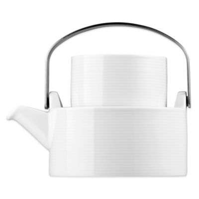 Rosenthal Thomas Loft Teapot for One in White